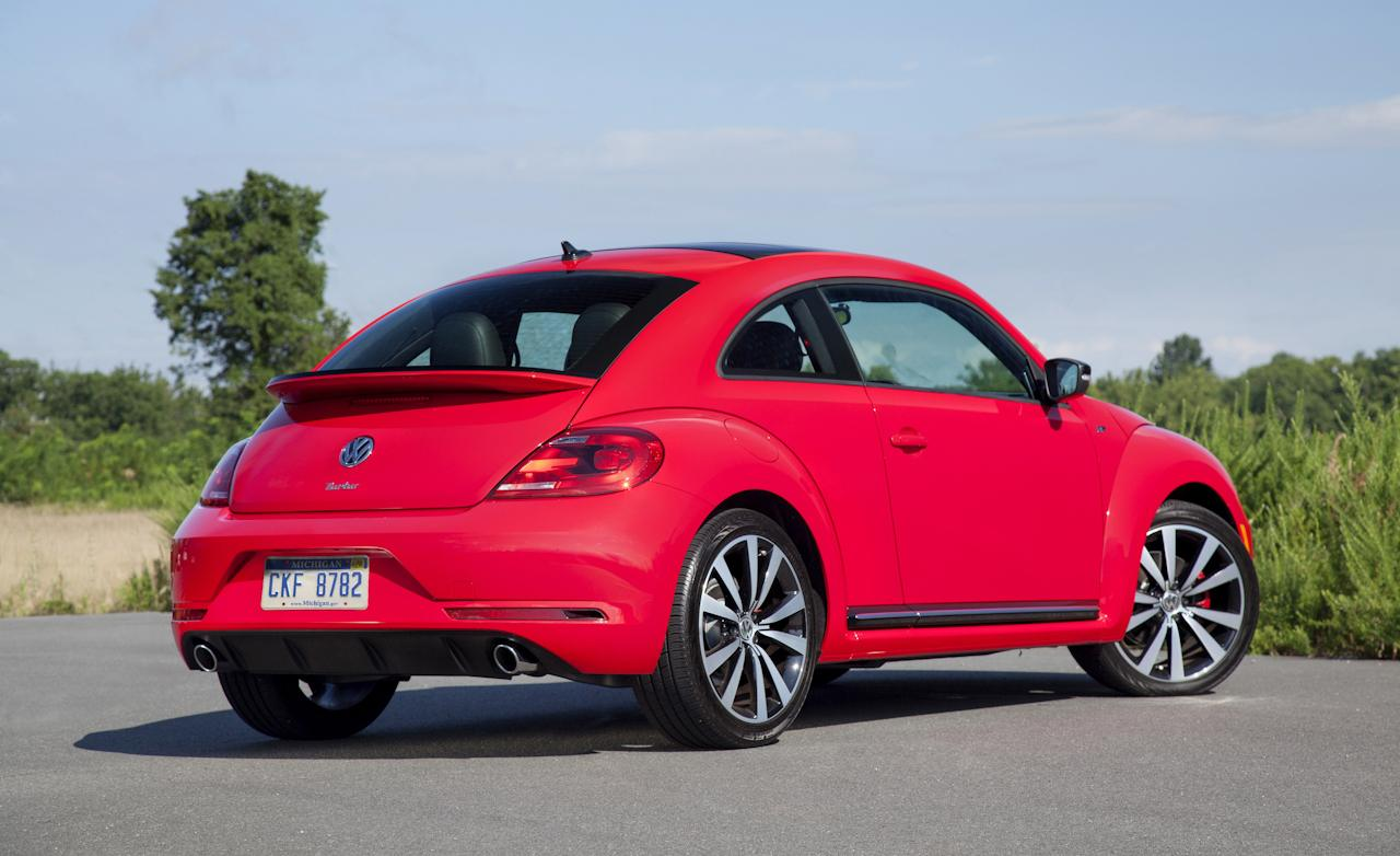2018 Volkswagen Beetle R Line Car Photos Catalog 2018