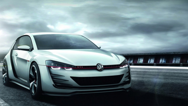 2018 Volkswagen Concept R photo - 3