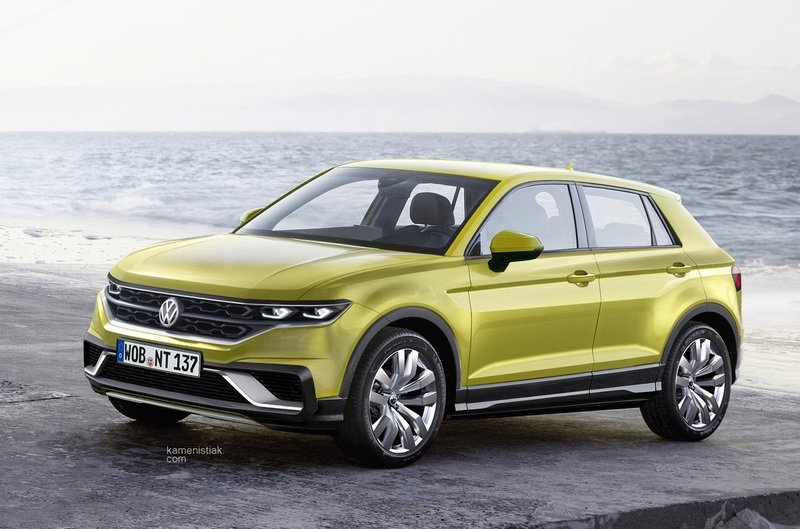 2018 Volkswagen Concept T photo - 4