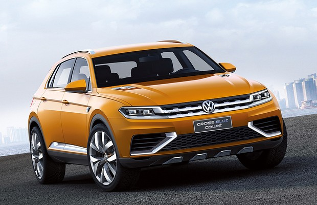 2018 Volkswagen CrossBlue Concept photo - 1