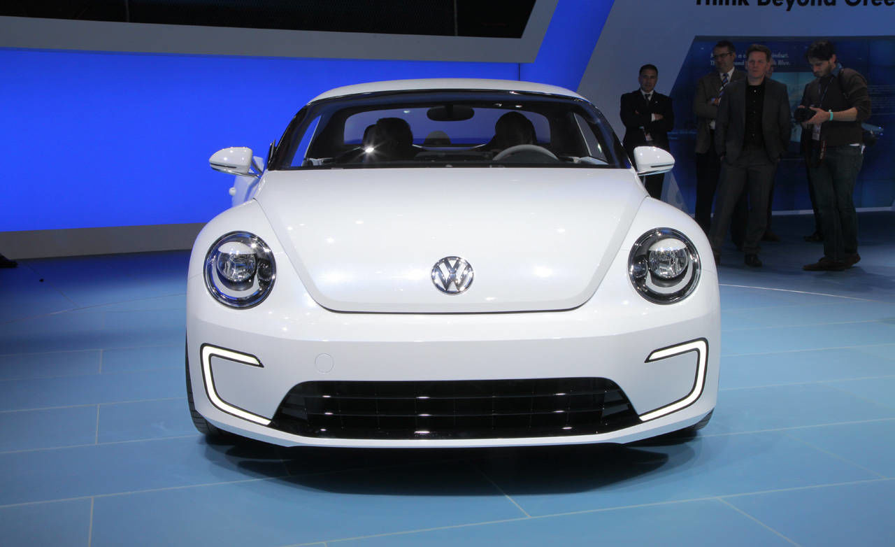 2018 Volkswagen E Bugster Concept photo - 1