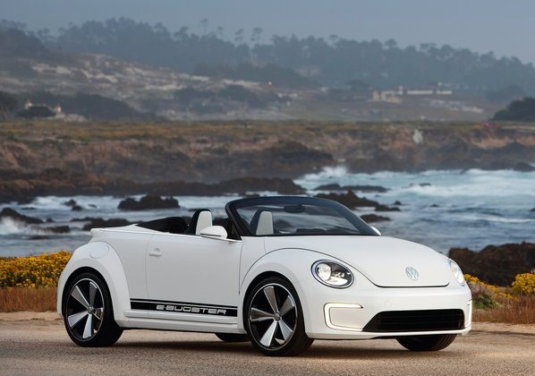 2018 Volkswagen E Bugster Speedster Concept photo - 4