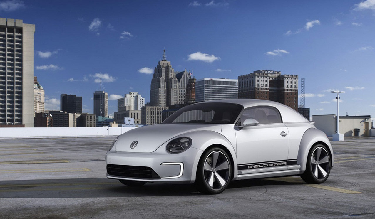 2018 Volkswagen E Bugster Speedster Concept photo - 5