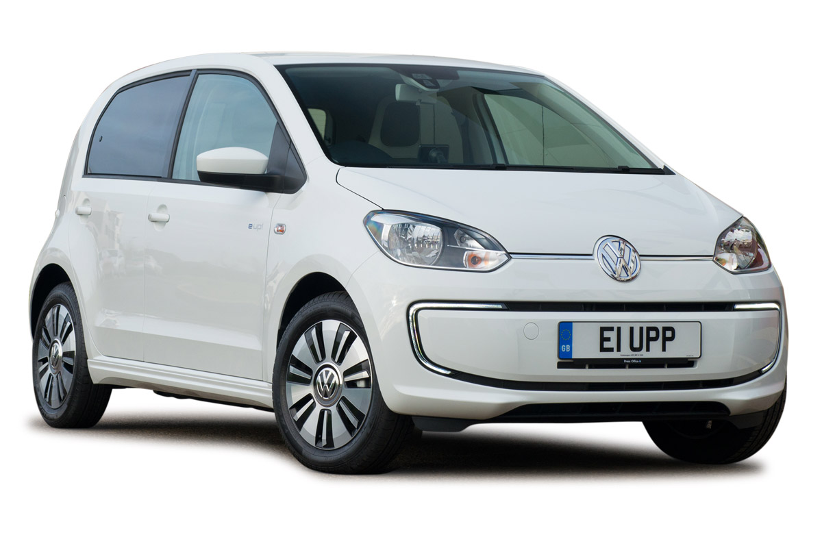 2018 Volkswagen e Up photo - 3