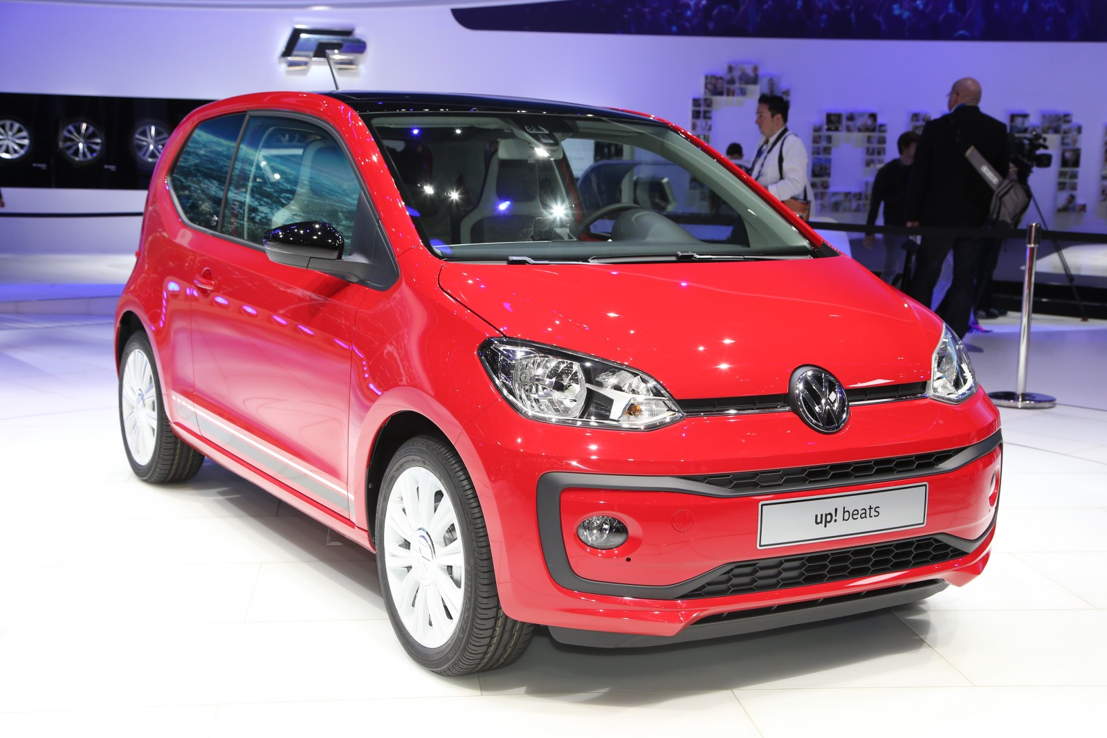 2018 Volkswagen e Up photo - 4