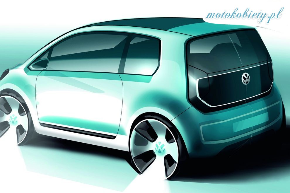 2018 Volkswagen e Up Concept photo - 2