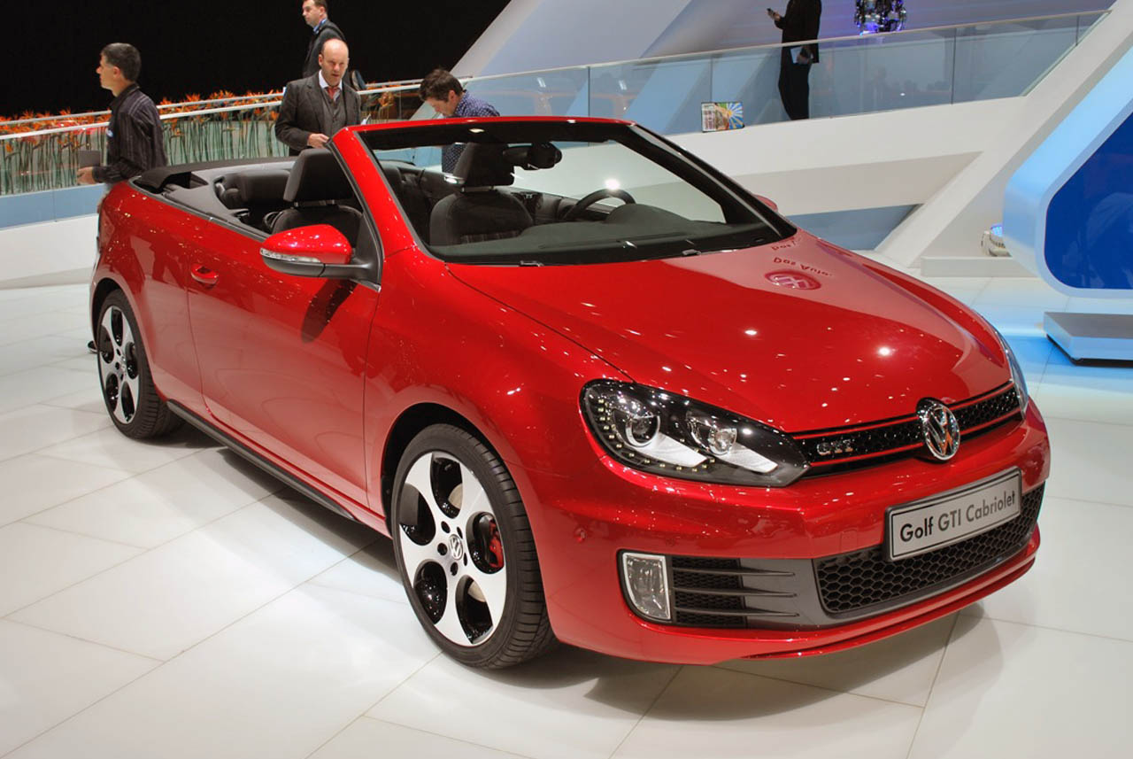 2018 volkswagen golf gti cabriolet concept car photos catalog 2018. Black Bedroom Furniture Sets. Home Design Ideas