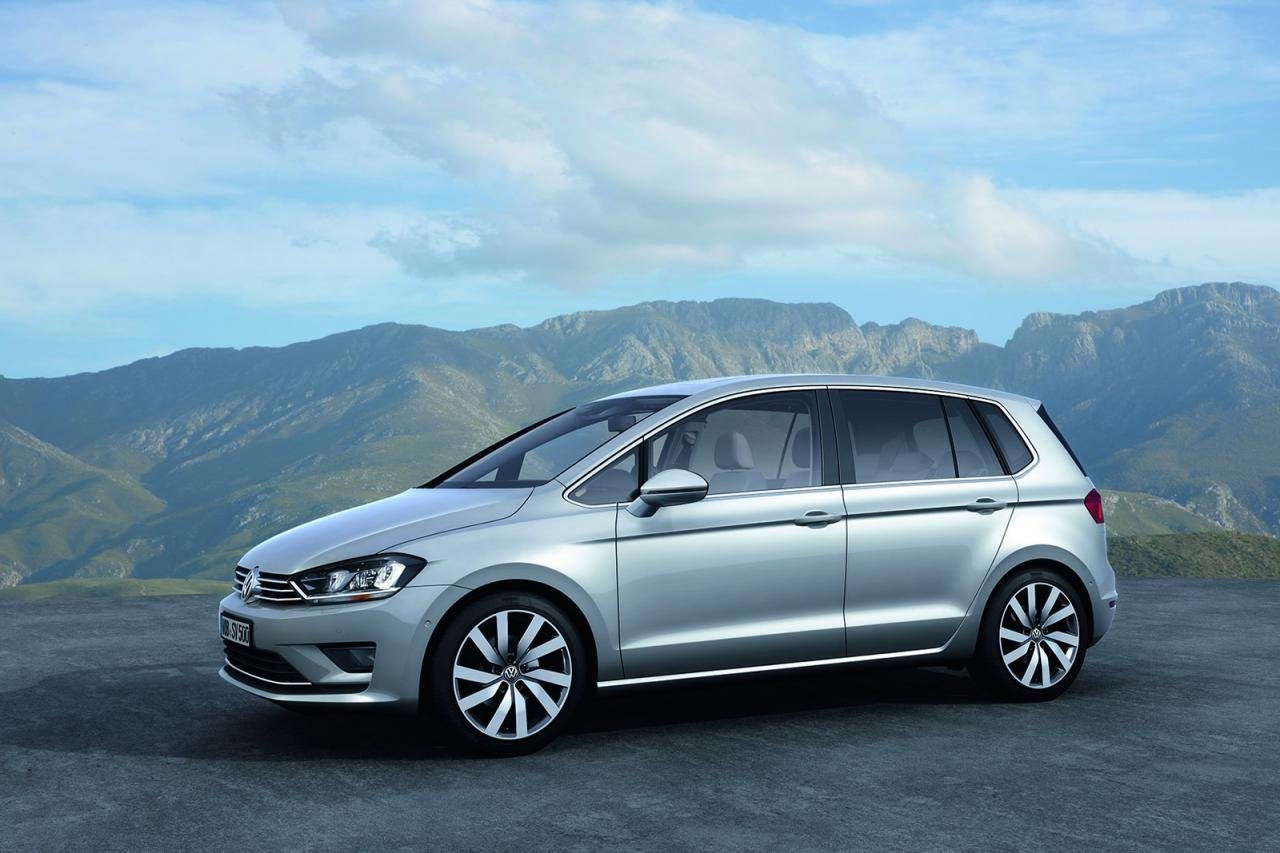 2018 Volkswagen Golf Sportsvan photo - 2