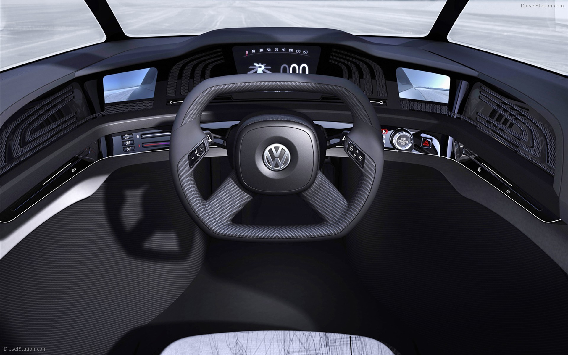 2018 Volkswagen L1 Concept photo - 1