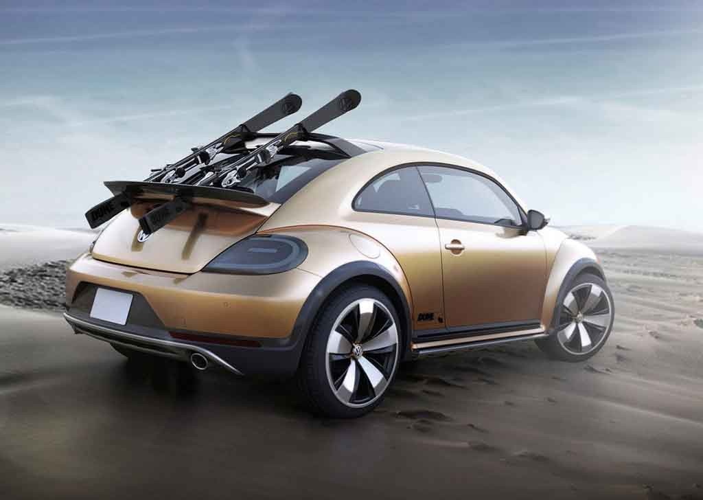 2018 Volkswagen New Beetle photo - 1