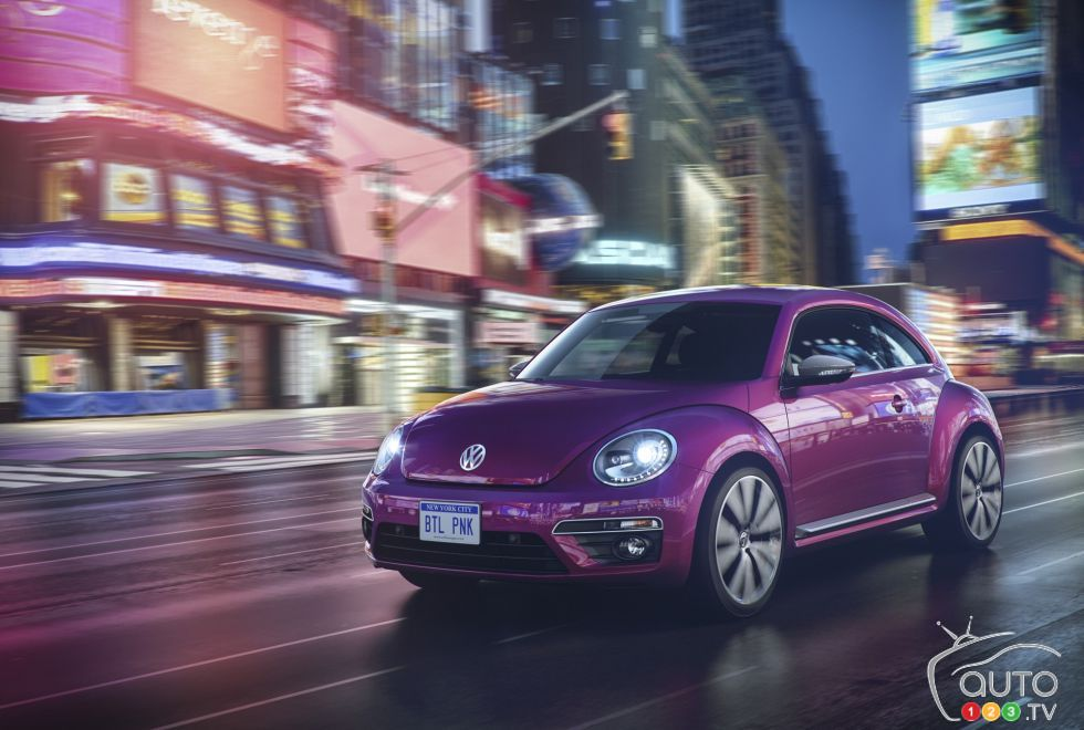 2018 Volkswagen New Beetle USA Version photo - 2