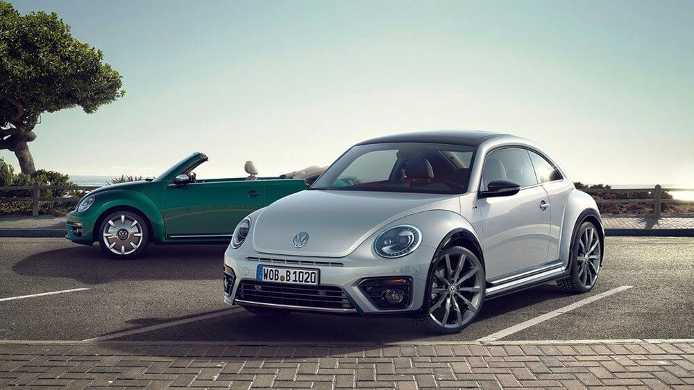 2018 Volkswagen New Beetle USA Version photo - 3