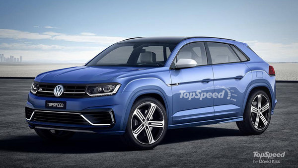 2018 Volkswagen New Compact Coupe Concept photo - 4