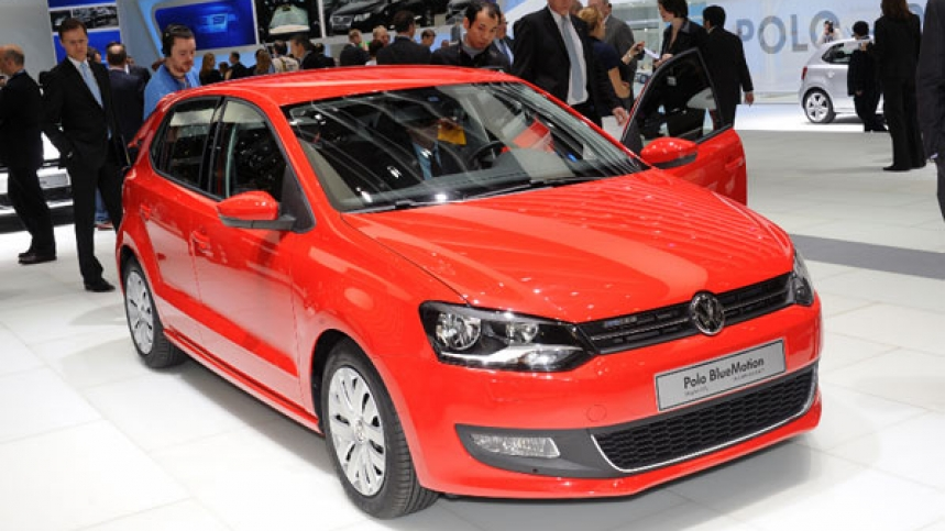 2018 Volkswagen Polo BlueMotion Concept photo - 1