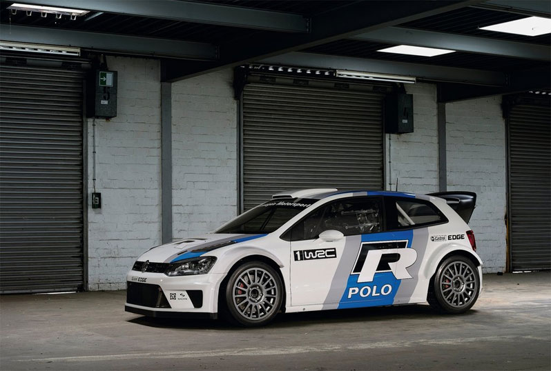 2018 Volkswagen Polo R WRC Street Concept photo - 2