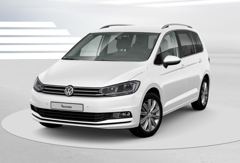 2018 Volkswagen Sharan photo - 1