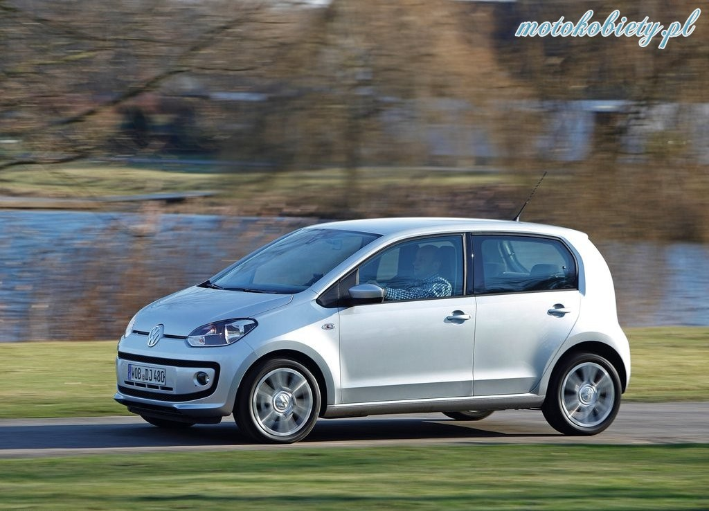2018 Volkswagen Up 4 door photo - 1