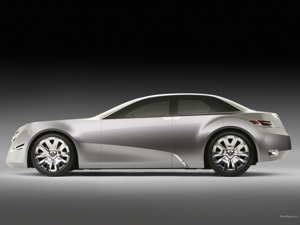 2019 Acura Advanced Sedan Concept photo - 5