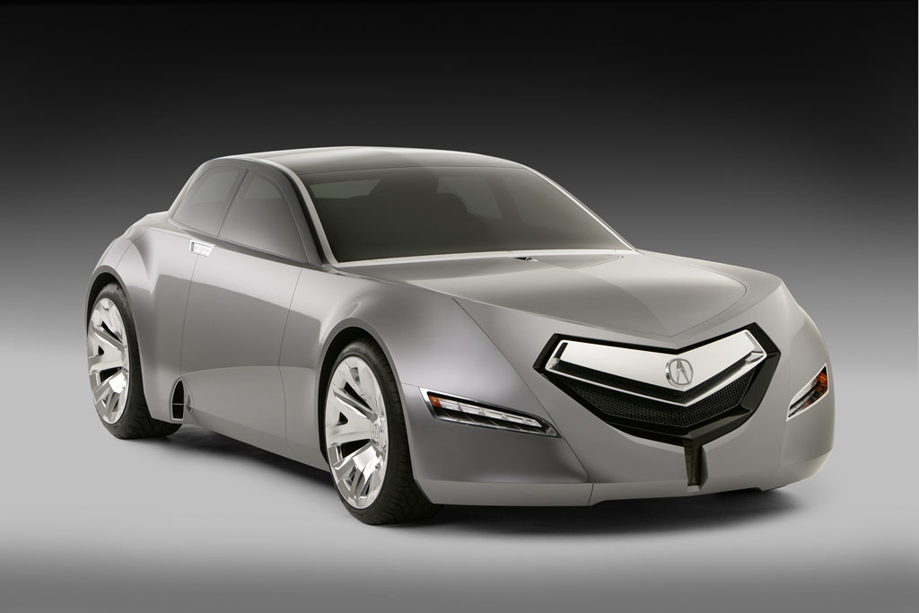 2019 Acura Advanced Sedan Concept photo - 6