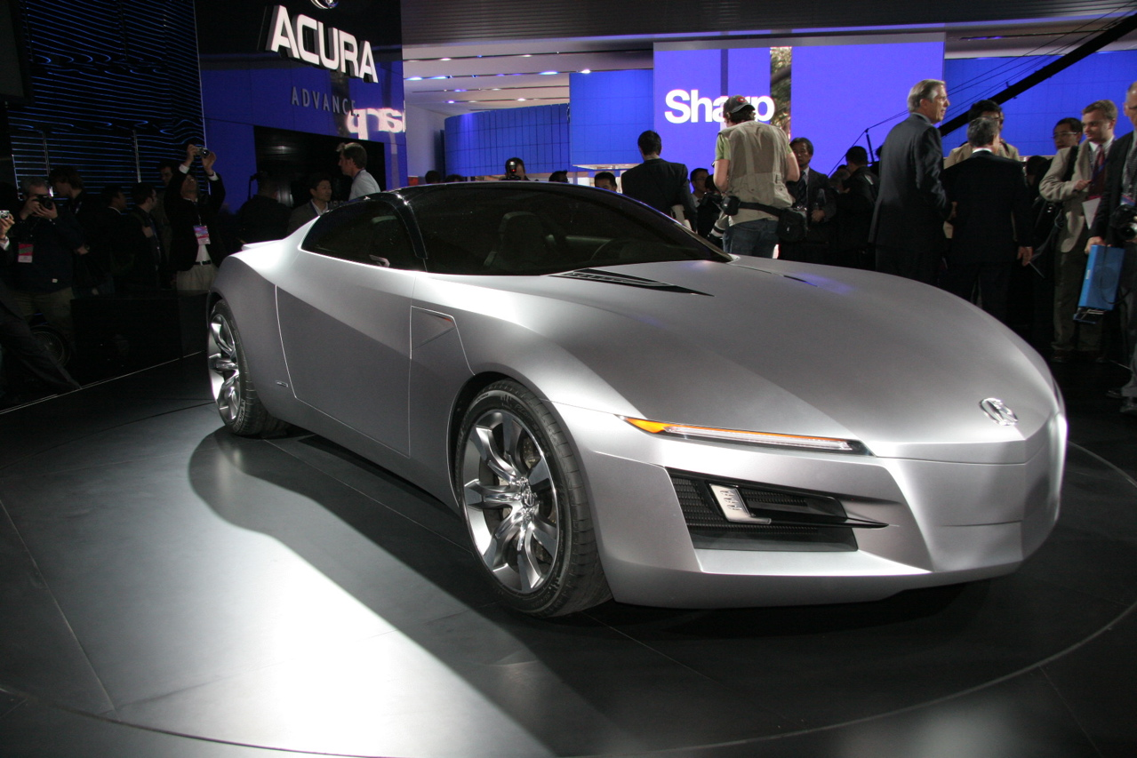 2019 Acura Advanced Sports Car Concept photo - 6