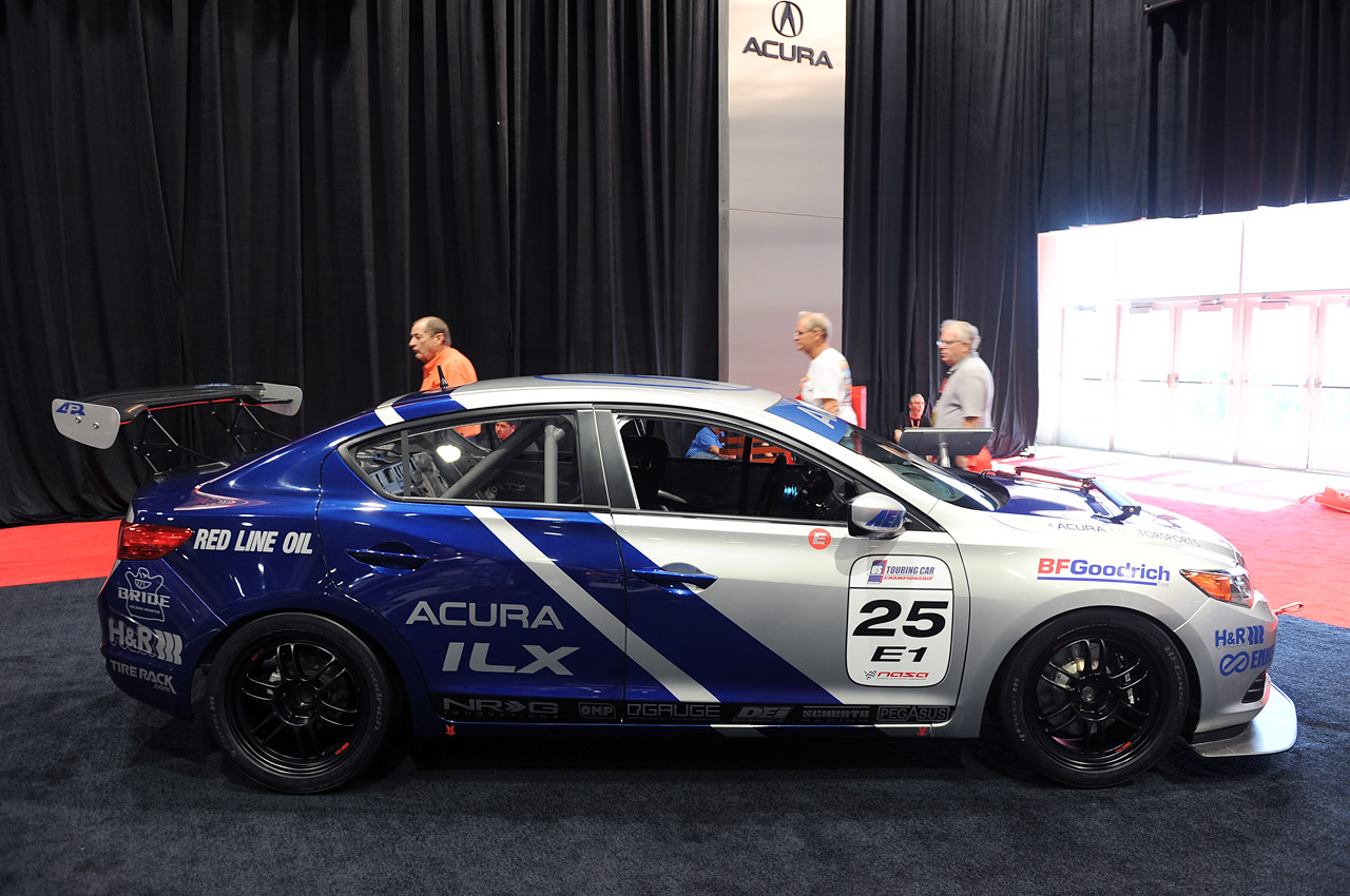 2019 Acura ILX Endurance Racer photo - 5