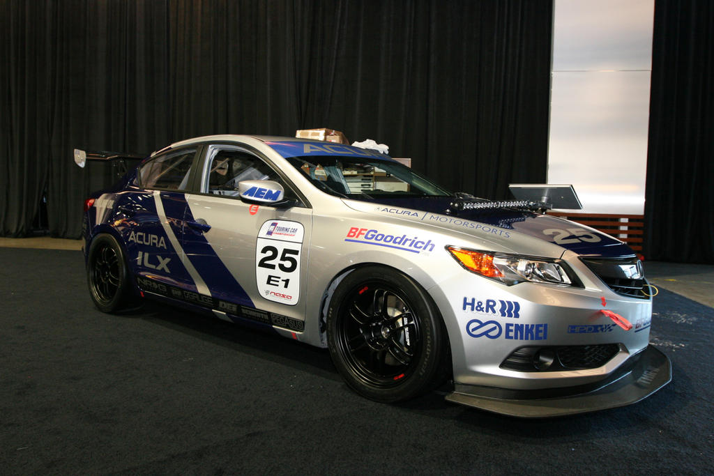 2019 Acura ILX Endurance Racer photo - 6