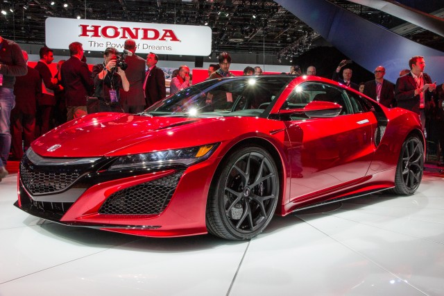 2019 Acura NSX photo - 1