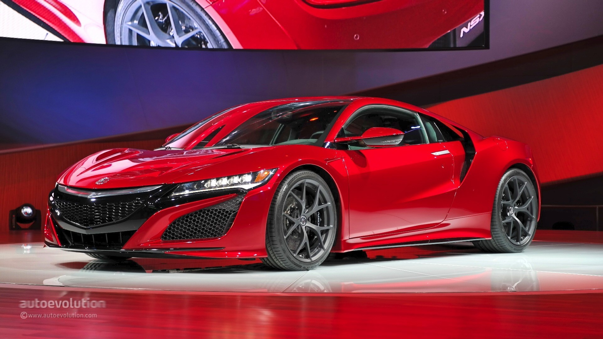 2019 Acura NSX photo - 3