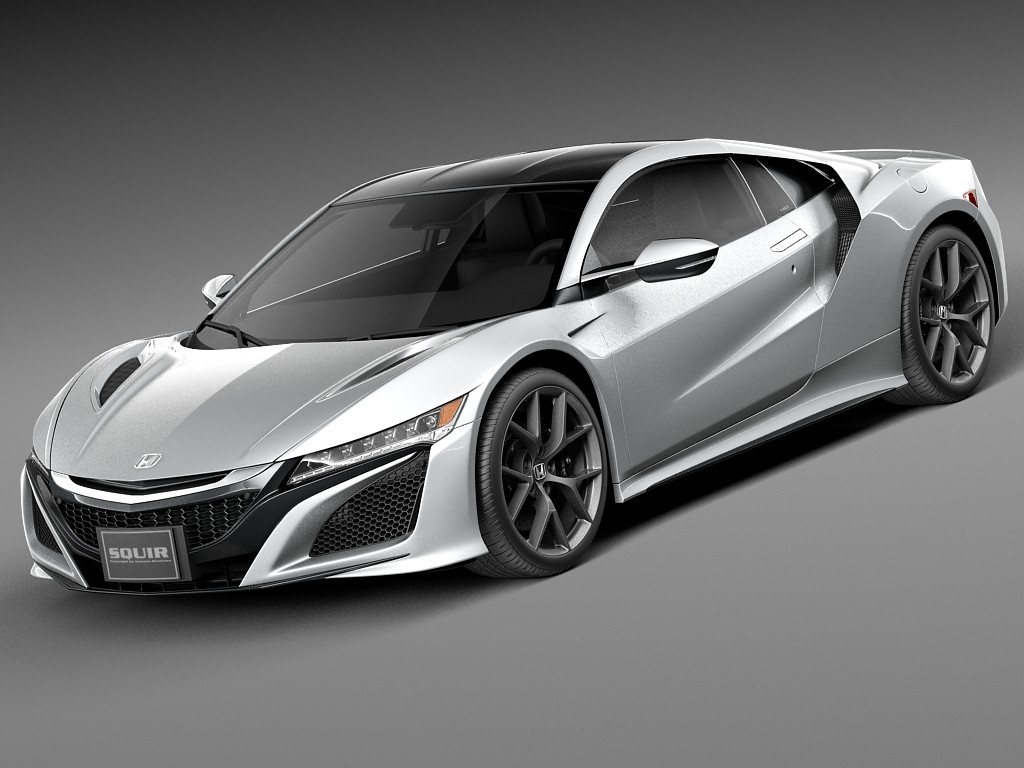 2019 Acura NSX photo - 4