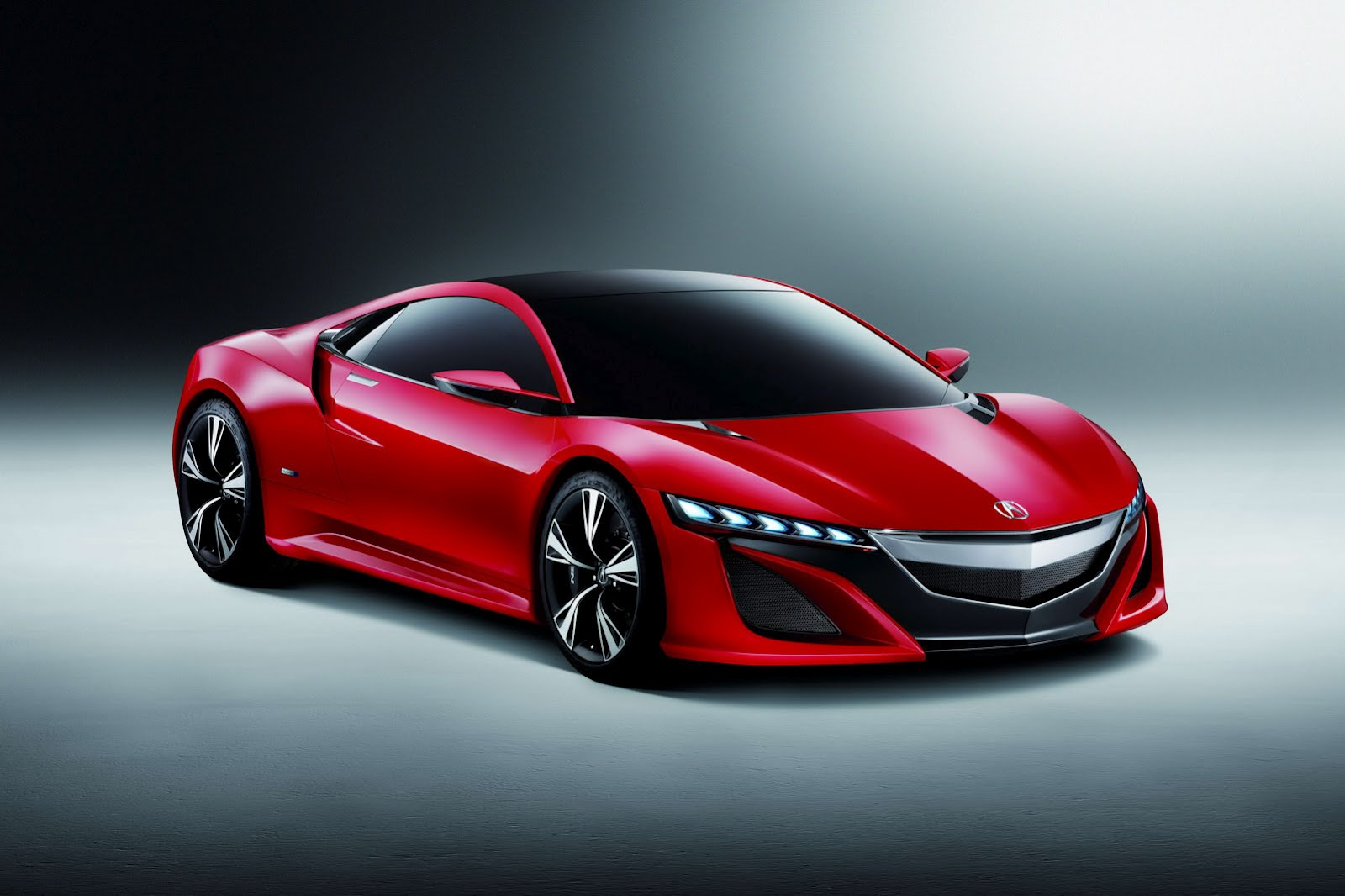 2019 Acura NSX Car Photos Catalog 2019