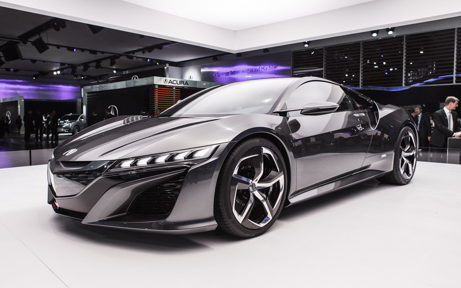 2019 Acura NSX Concept photo - 1