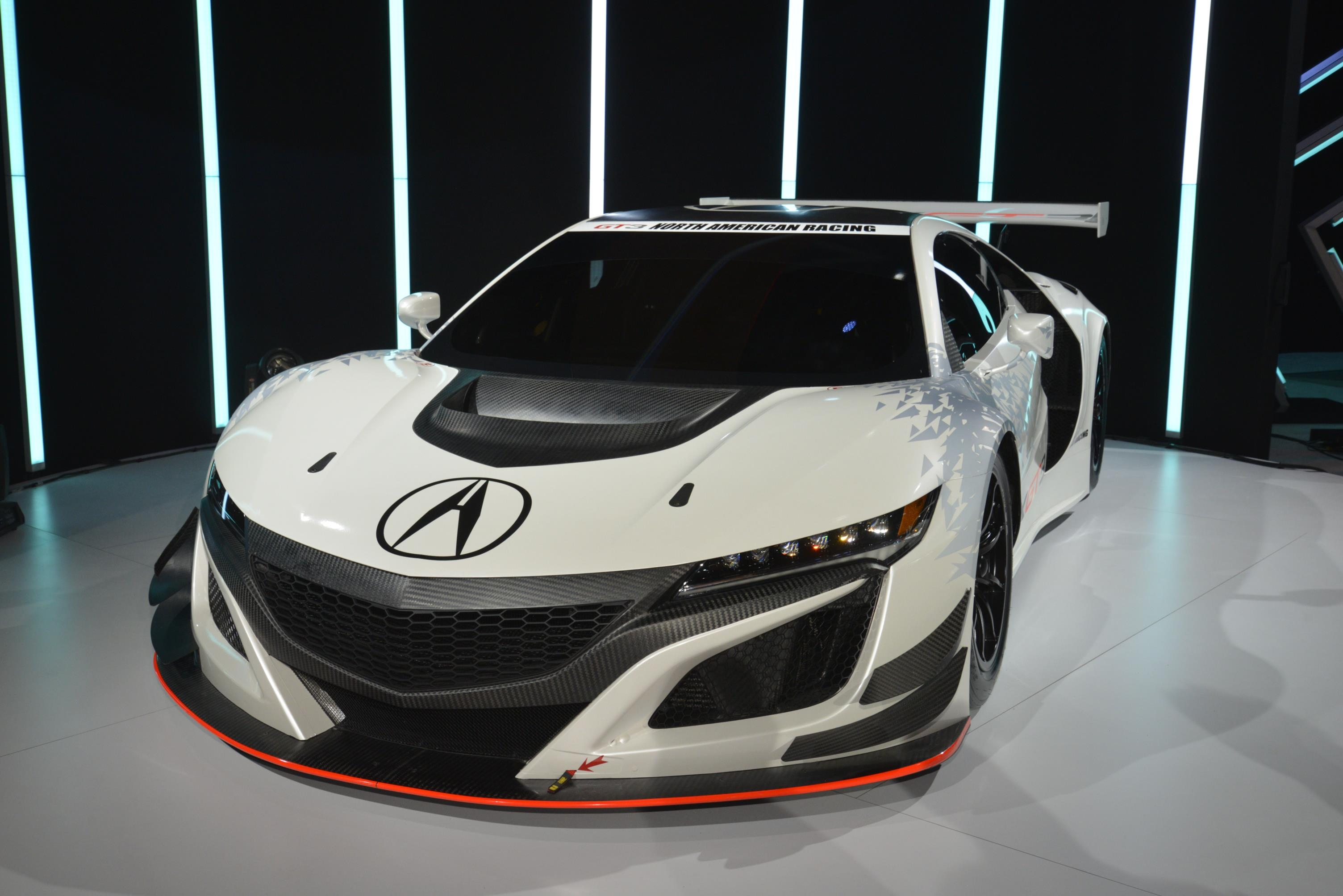 2019 Acura NSX Concept photo - 2