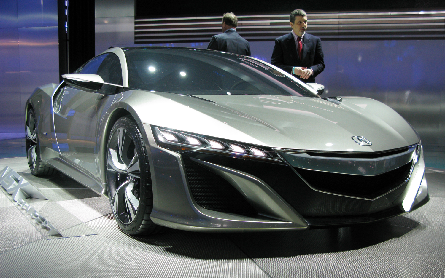 2019 Acura NSX Concept photo - 3