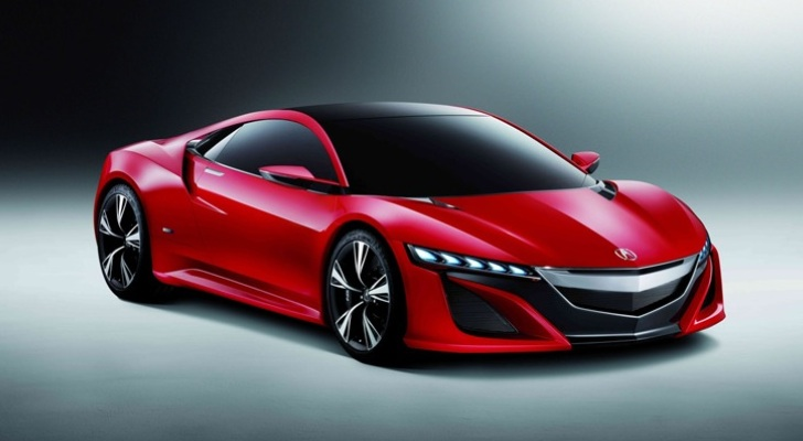 2019 Acura NSX Concept photo - 4