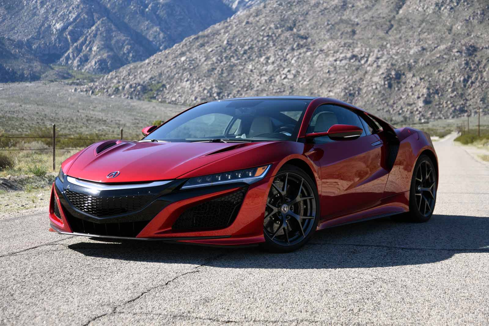 2019 Acura NSX Concept photo - 6