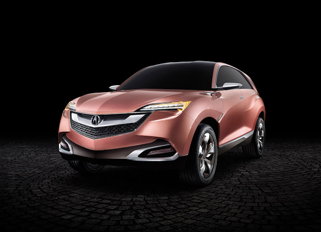 2019 Acura SUV X Concept photo - 3