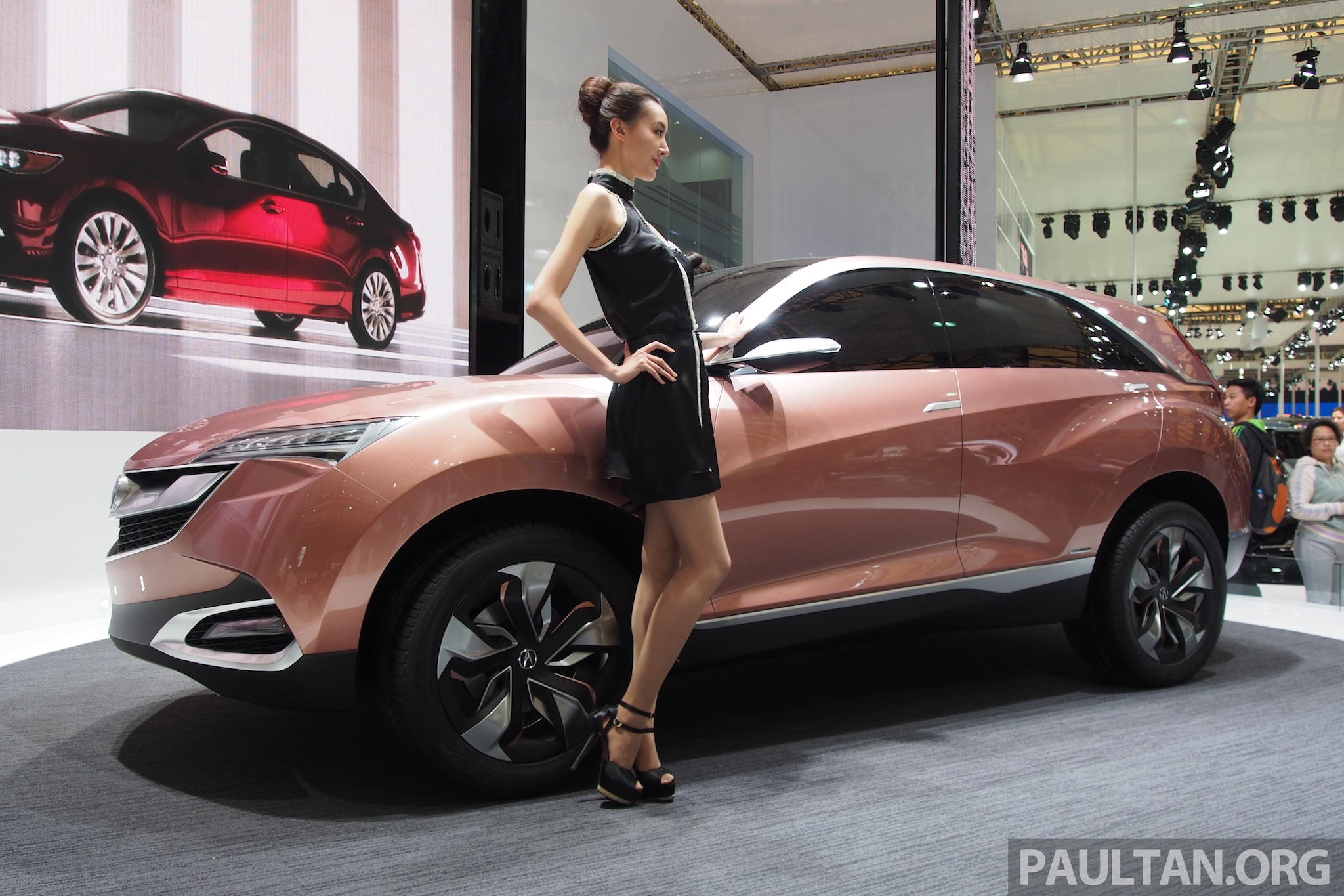 2019 Acura SUV X Concept photo - 4