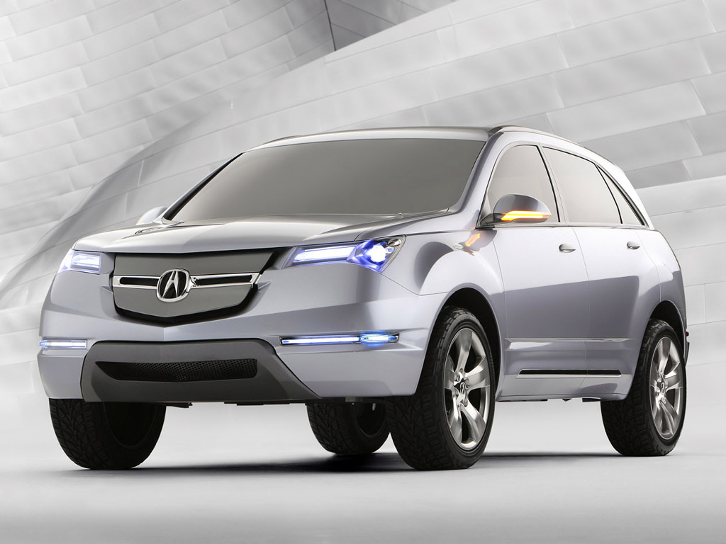 2019 Acura SUV X Concept photo - 5