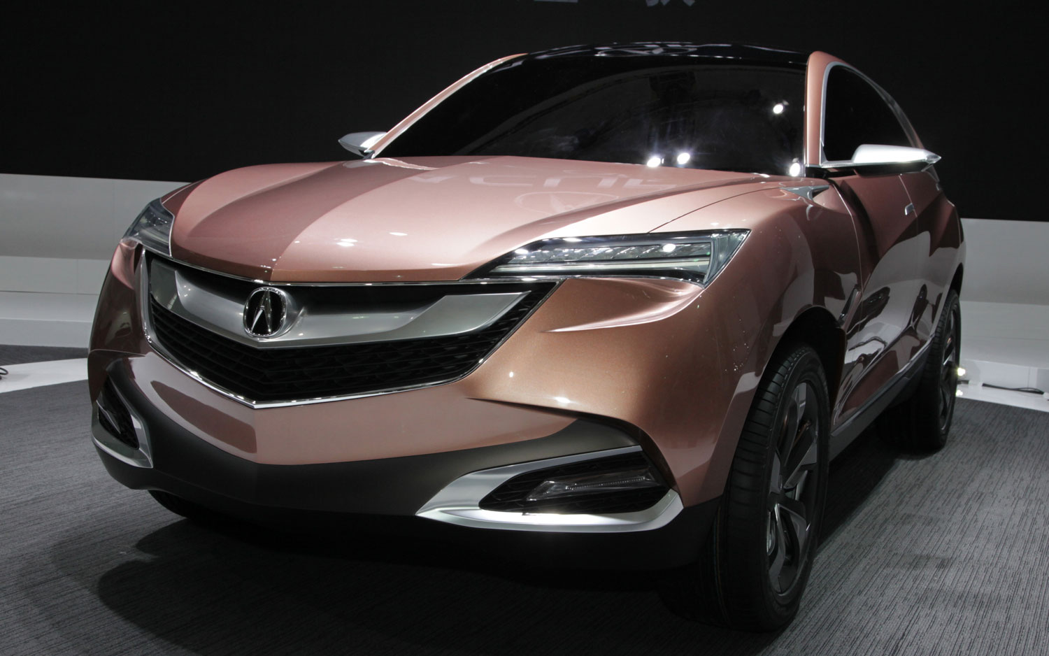 2019 Acura SUV X Concept photo - 6