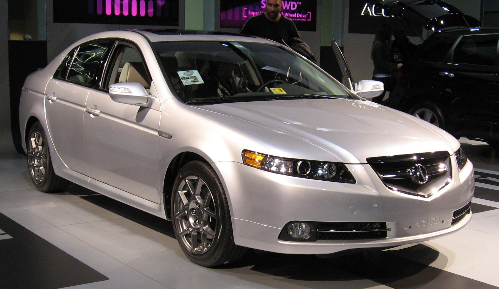 2007 Acura Tl Type S Navigation >> 2019 Acura TL Type S | Car Photos Catalog 2019