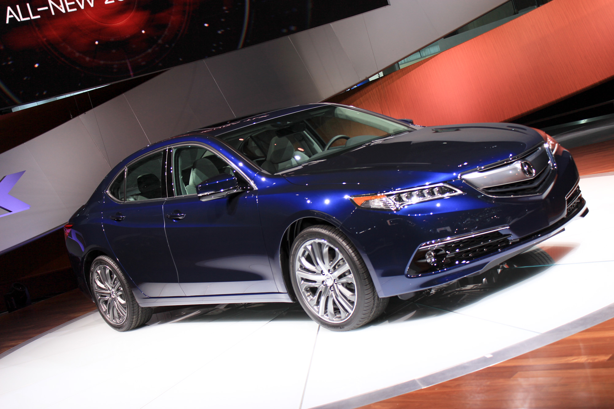 2019 Acura TLX Car Photos Catalog 2019