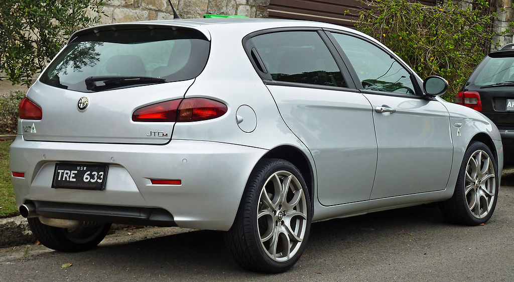 2019 Alfa Romeo 147 5door photo - 3