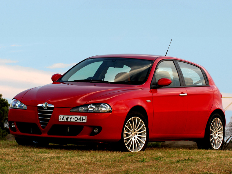 2019 Alfa Romeo 147 5door photo - 5