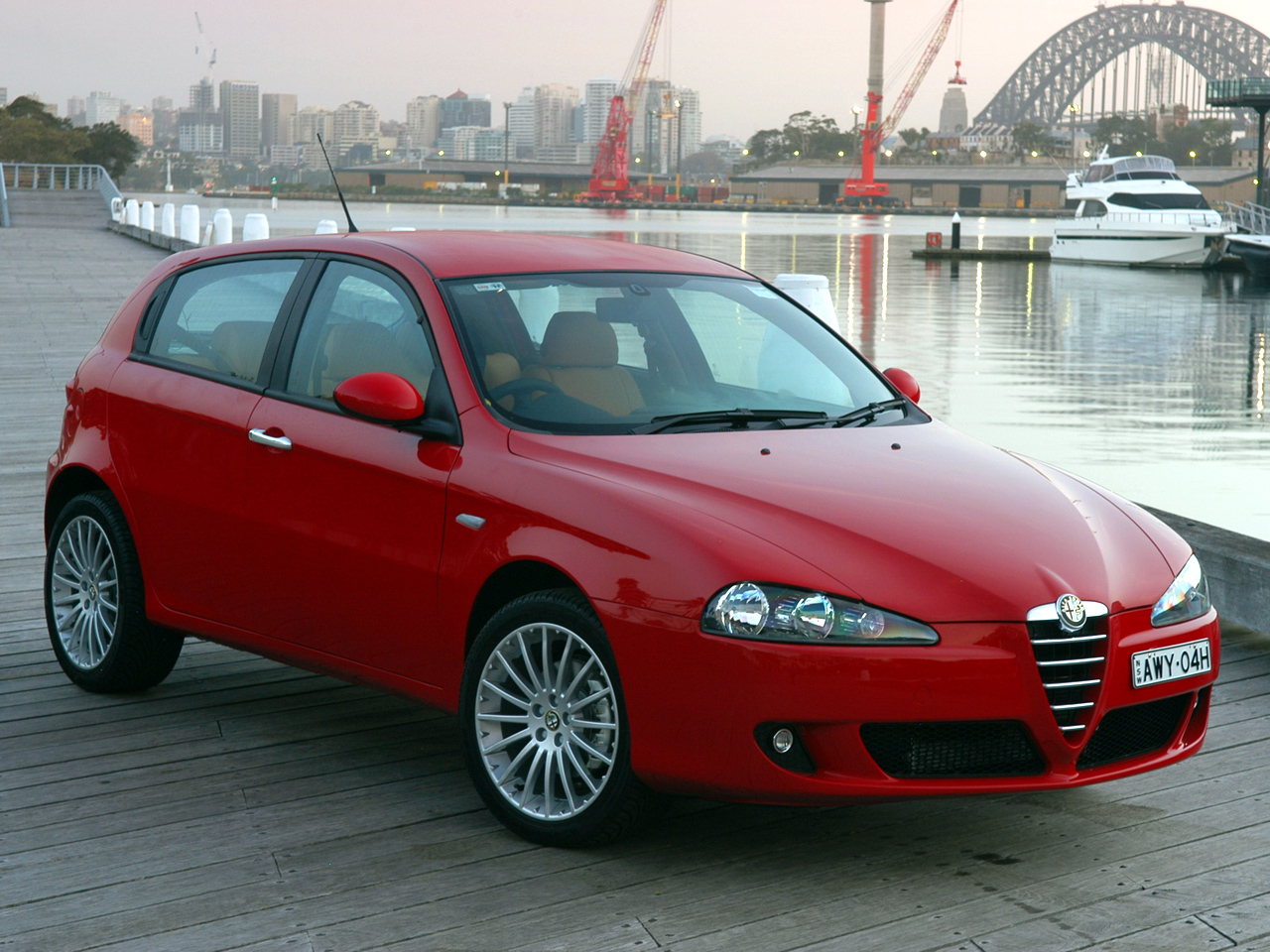 2019 Alfa Romeo 147 5door photo - 6