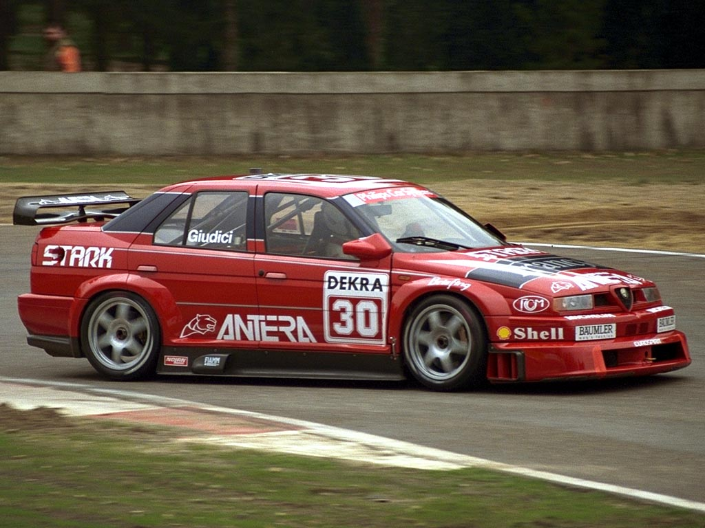 2019 Alfa Romeo 155 2.5 V6 TI DTM photo - 1