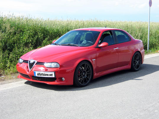 2019 Alfa Romeo 156 GTA Autodelta photo - 4