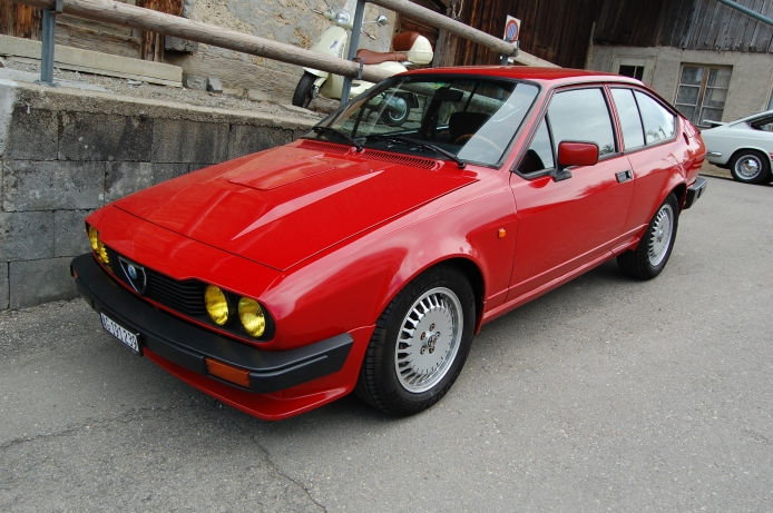 2019 Alfa Romeo Alfetta GTV 6 2.5i photo - 2