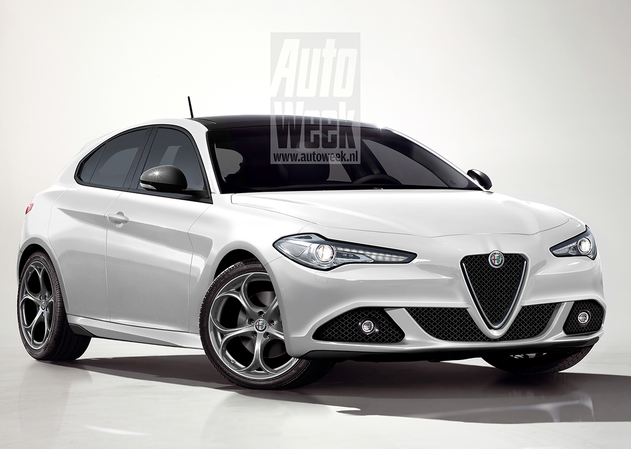 2019 Alfa Romeo Giulietta Berlina photo - 4