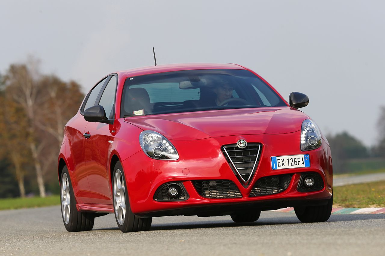 2019 Alfa Romeo Giulietta Sprint photo - 4