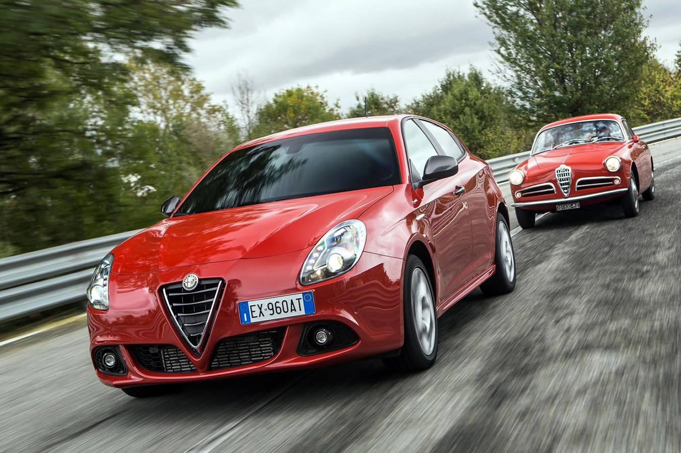 2019 Alfa Romeo Giulietta Sprint photo - 6